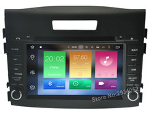 FOR HONDA CRV 2012 2014 Android 8 0 font b Car b font DVD player Octa