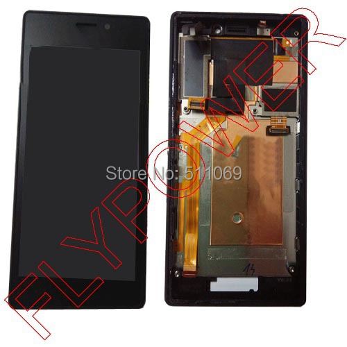 Подробнее о For sony xperia m2 lcd screen display+touch screen digitizer and frame assembly by free shipping; black for sony xperia t3 m50w d5102 d5103 d5106 lcd display with touch digitizer frame assembly by free shipping white