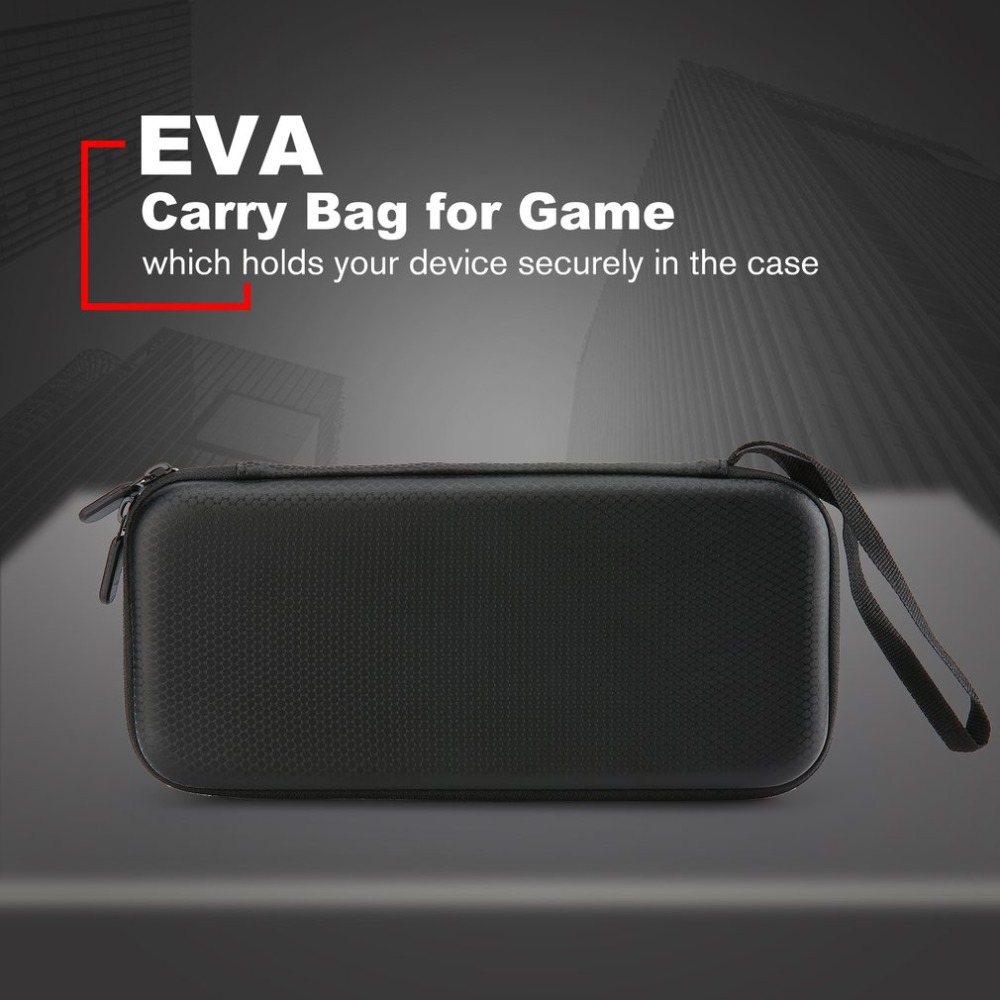 Carry Bag For NS N Switch Game Consoles Package Portable Waterproof Protection EVA Bag Storage Play Spare Parts Accessories