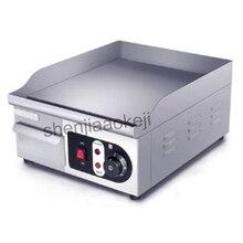 Электрическая сковорода коммерческий Электрический гриль кальмар Teppanyaki Оборудование холодная лапша машина для кислородной резки 220 v 2000 w 1 шт
