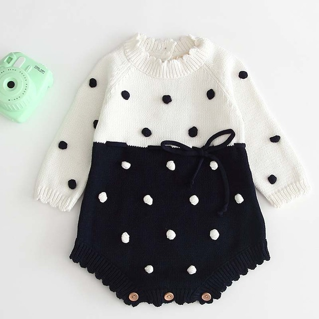 Baby Knitted Clothes Kids...