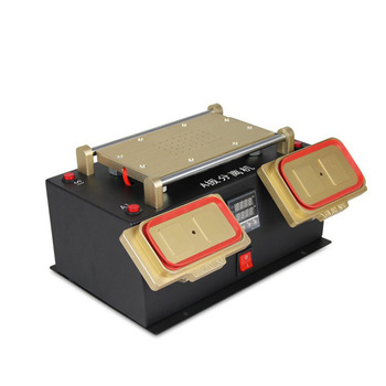 Hot 3 in 1 Multifunction Preheater Station+Bezel Middle Frame Separator Machine + Vacuum LCD Separator for Samsung LCD Refurbish novecel lcd separator non slip rubber mat silicone pat with holes specialized mat for hot plate separator machine