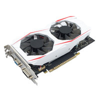 Graphics Card GTX750TI 2GB GDDR5 192bit VGA DVI HDMI Graphics Card w/ Fan Power Cable Graphics Card
