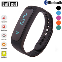 Smartband E02 Health fitness tracker Sport Bracelet Waterproof Wristband for IOS Android Smart watch Band 4.0 Bluetooth