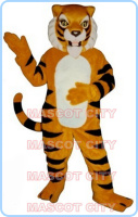 mascot Ferocious Tiger mascot costume plush wild tiger custom cat theme anime cosplay costumes carnival fancy dress 2693