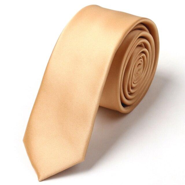 Высокое Качество 2016 Новая Мода Шелковые Галстуки Для Мужчин Классический Бизнес галстук Мужчины Роскошные 5 см Тонкий Галстук Случайный Галстук Дизайнеры Бренда Золото