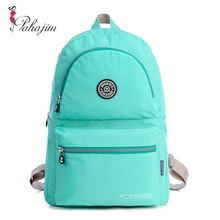 Pahajim Women Backpack Female Backpacks High Quality Waterproof Nylon Women Bag Women's Travel Backpack back pack mochila