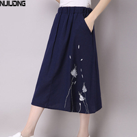 To Film Spring Summer Women S Cotton And Linen Dress Show Thin Linen Bust In The