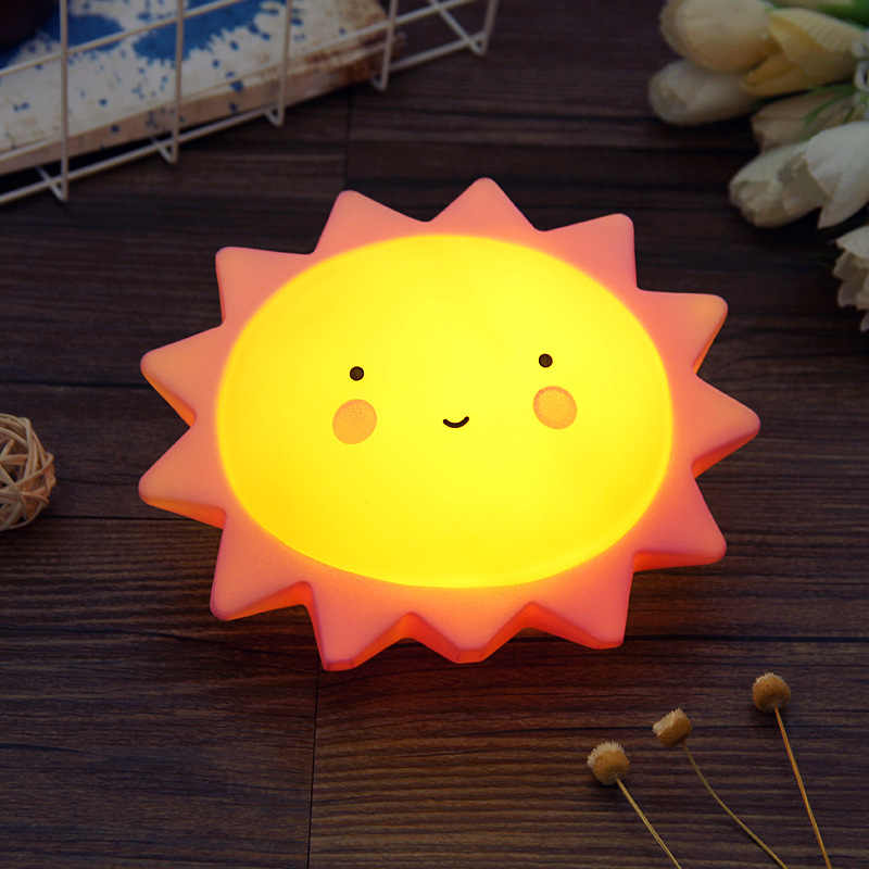 19 видов стилей Ins светодиодный солнечный светильник с Луной и звездами в спальню, лампа игрушек для детей, хобби, новинка, кляп, светильник, рождественский подарок