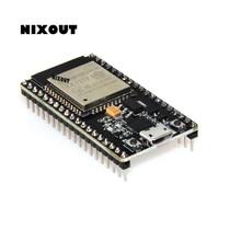 1 pièces/lot 100% nouveau tableau de développement Original ESP32 WIFI + Bluetooth IoT ESP WROOM 32 de maison intelligente ESP 32S