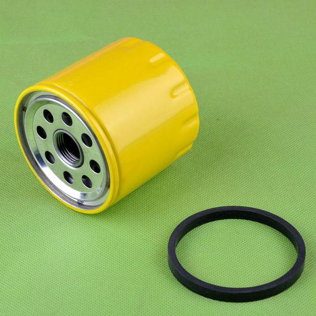 US $15 99 |2x Oil Filter for Toro Husqvarna 531307392 John Deere AM101207  TCA10018 HE 122 033P Kohler 52 050 02 S 25 050 34 S Trimmer Parts-in Grass