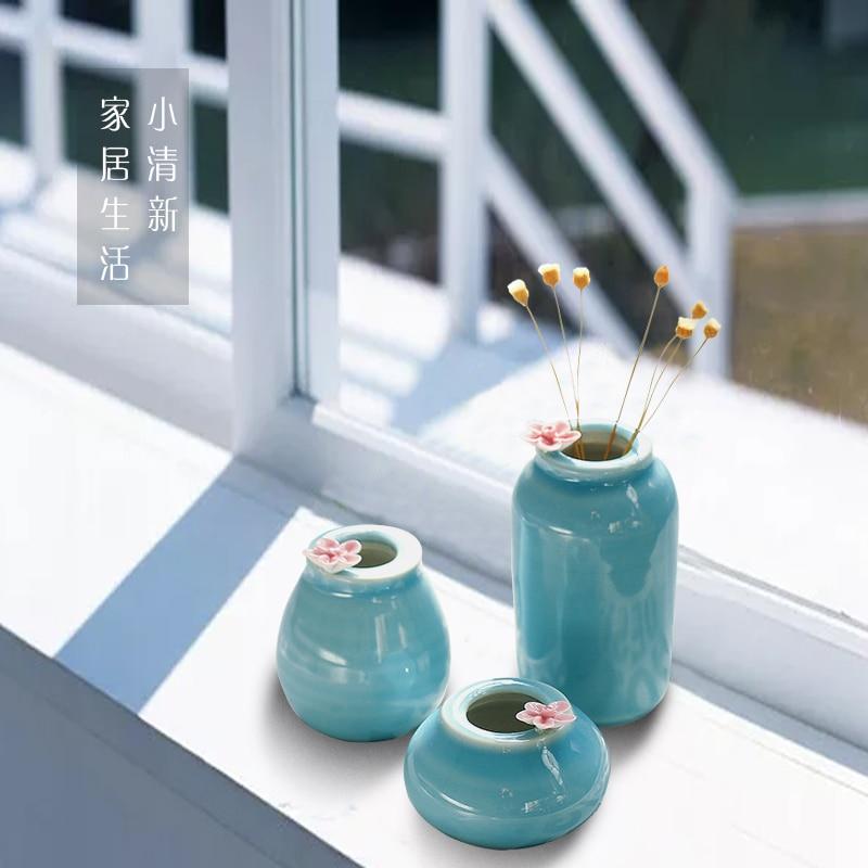 Новый цветок вод висит ваза гидропоники контейнер горшок Украшения дома и офиса классические простые резные керамические аксессуары для д...