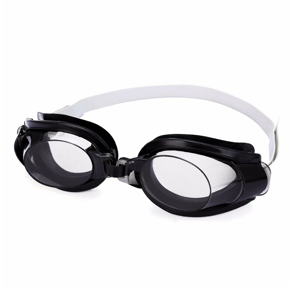 3 In 1 Clear Swimming Supply Set Swim Goggle Adjustable Glasses Accessories Women Men Ear Plug Water Park Nose Clip Protective