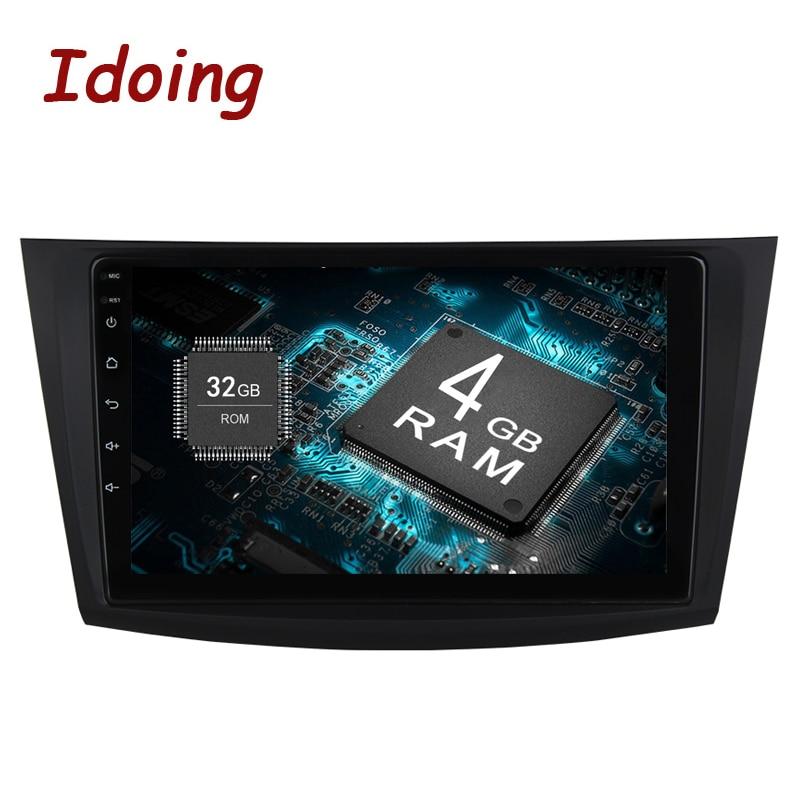 Je Fais 1Din 9 Pouces Android8.0/7.1 lecteur Multimédia De Voiture Fit Mazda3 3 2010-2012 8 Core Rapide Boot 4G RAM 32G ROM cache de volant