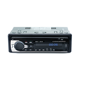 Image 5 - 짧은 520 12 볼트 1Din 차 MP3 Player 카 Music Player TF Card USB Flash 디스크 AUX in FM Transmitter 와 Remote Control