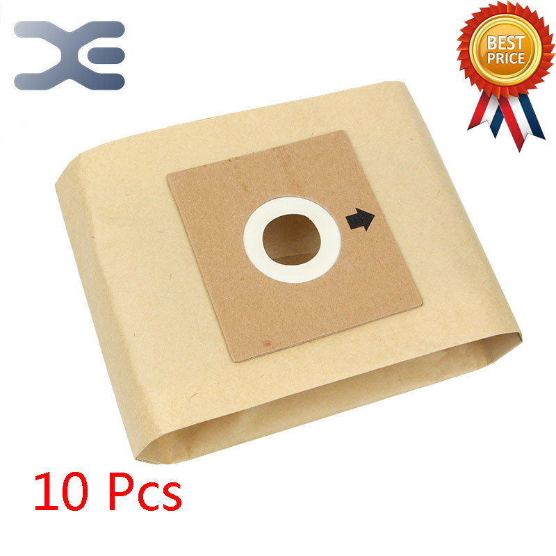 10Pcs Adaptation For Hitachi Vacuum Cleaner CV-BM16 / T45 / T50 / T40 Dust  Bag Garbage Bag Paper Bag Accessories