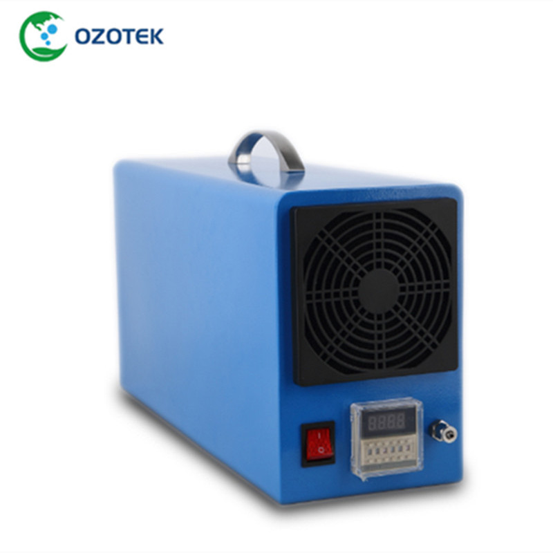 Ozonator for water treatment ozone air purifier water ozone generator with delaying timer output 1g 2g