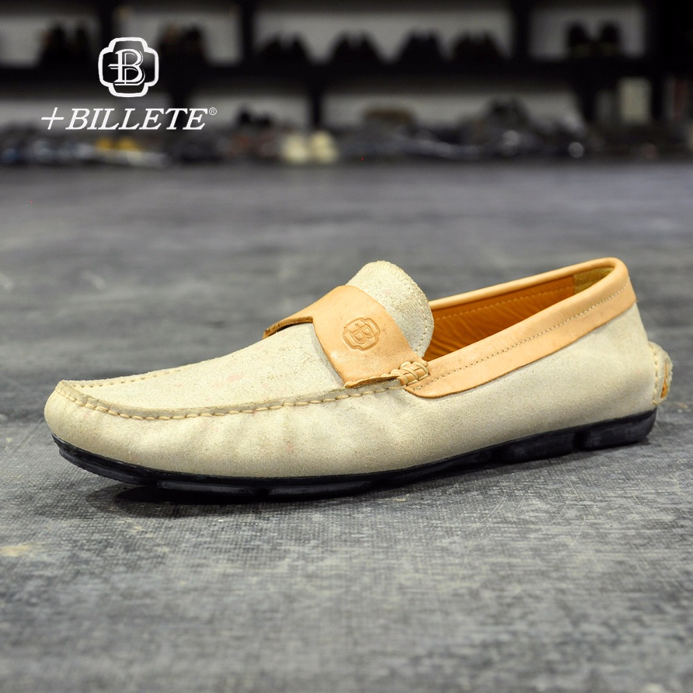 Billete New Men Genuine Leather Shoes Design Superstar Slip on Handmade Moccasins Loafers Breathable Flats Soft Driving Shoes Me handmade genuine leather men s flats casual haap sun brand men loafers comfortable soft driving shoes slip on leather moccasins
