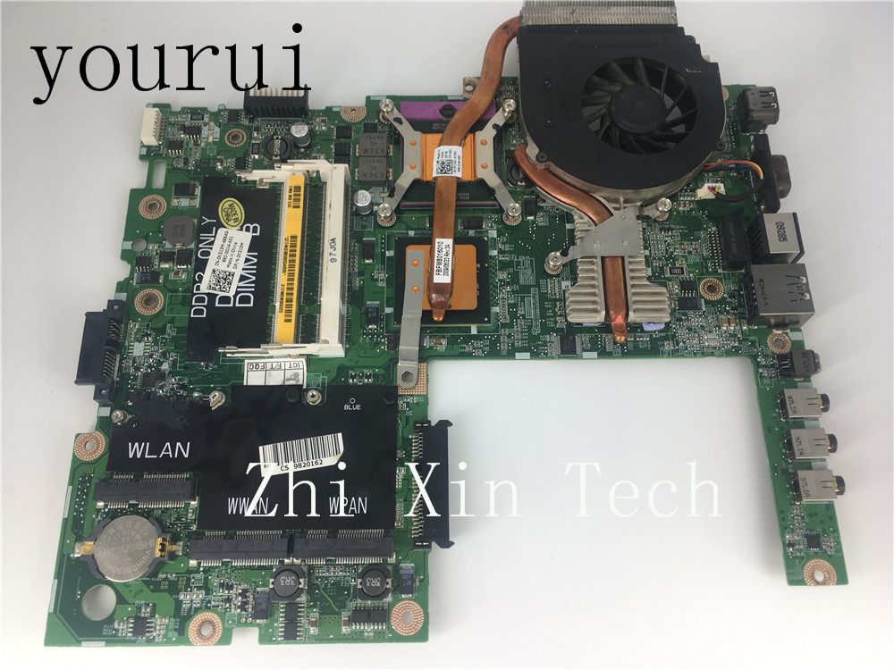 For Dell Studio 1555 Laptop Motherboard K313M CN-0K313M DDR2 PM45 100/% tested