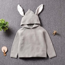 c14538f88 Buy rabbit ear sweater and get free shipping on AliExpress.com