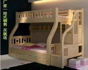 Muebles de madera de pino barato literas ni os literas cama para ni os de seguridad del gabinete - Muebles de pino baratos ...