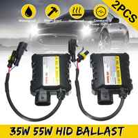 2X 35W/55W hid xenon ballast Digital slim hid ballast ignition electronic ballast 12V for H1 H3 H3C H4-1 H4-2 H7 H8 9005 9006