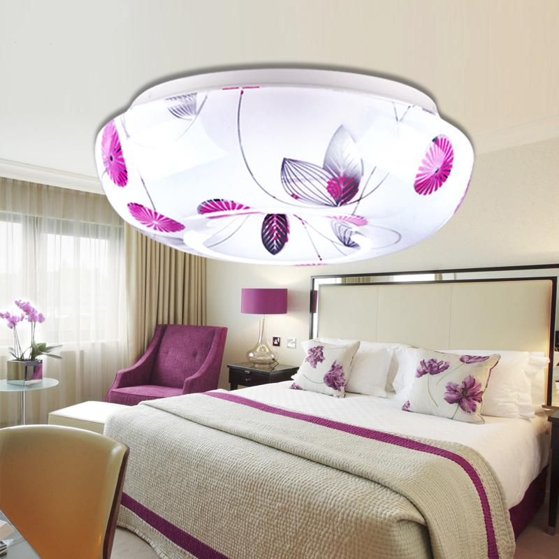 LED ceiling lamp corridor induction lamp Creative round kitchenliving room  dining room ceiling light ZA8833