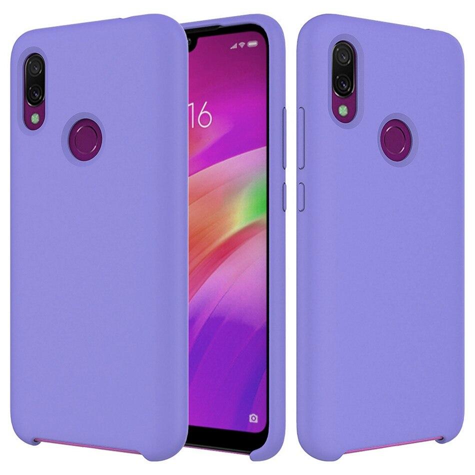 Für Honor 8x10 Lite V10 V20 Original Flüssigkeit Silikon Fall Für Huawei P Smart y9 2019 Nova 4 3i Seidige Gummi Soft Touch Abdeckung