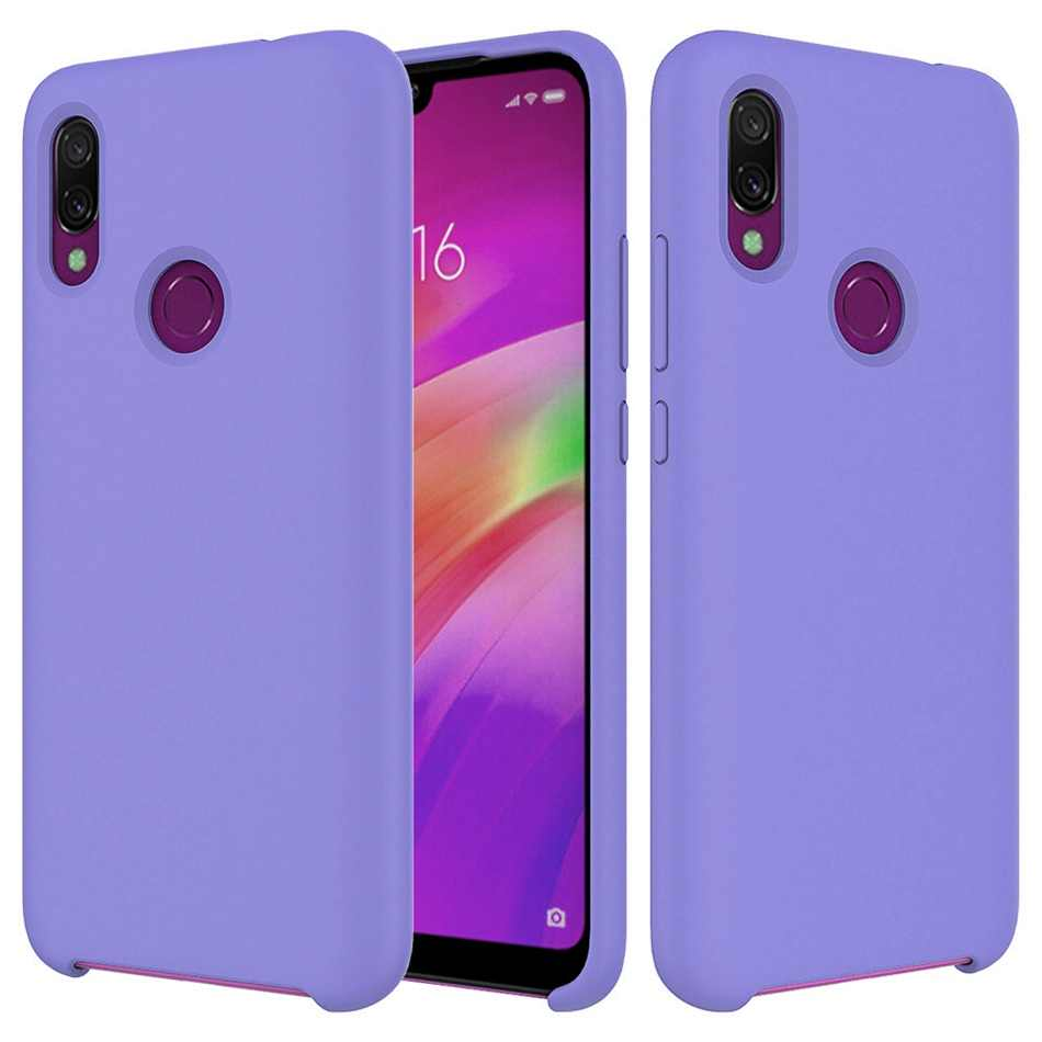 For Honor 8x 10 Lite V10 V20 Original Liquid Silicone Case For Huawei P Smart y9 2019 Nova 4 3i Silky Rubber Soft Touch Cover