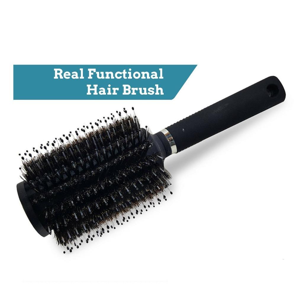 geekoplanet.com - Hair Brush Safe