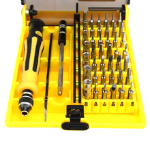 45 in 1 magnetic precision screwdriver set torx screw Driver Tool kit professional torx tools for phone repair