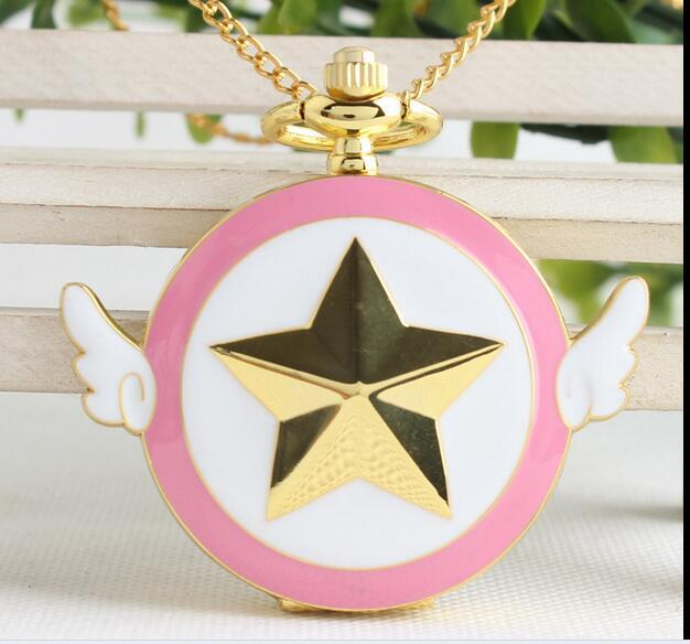 Cartoon Anime Ever-changing sakura Card captor Scepter CP Star Wings Free shippi