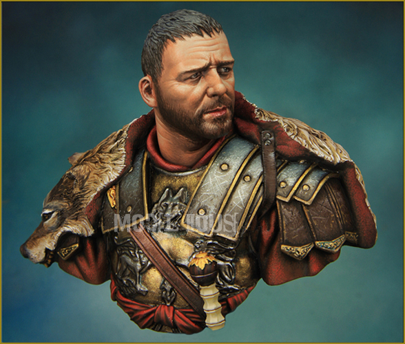 X-092 YOUNG Roman general Maximus