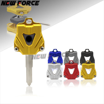 For YAMAHA FZR400RR RD500LC YZF600 YZF750 XT600 DT50 50R 80 XT350 XTZ750 key set aluminum key fixture motorcycle All years image