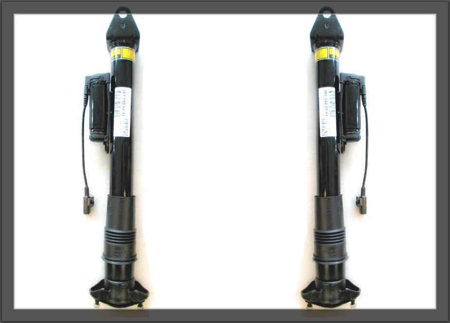 free shipping pair REAR ADS SHOCK ABSORBER FOR MERCEDES BENZ GL AND ML CLASS LEFT RIGHT