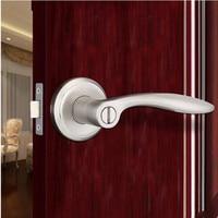 Bathroom interior door lock bathroom latin door lock lock cylinder keyless single tongue modern simple without key locks