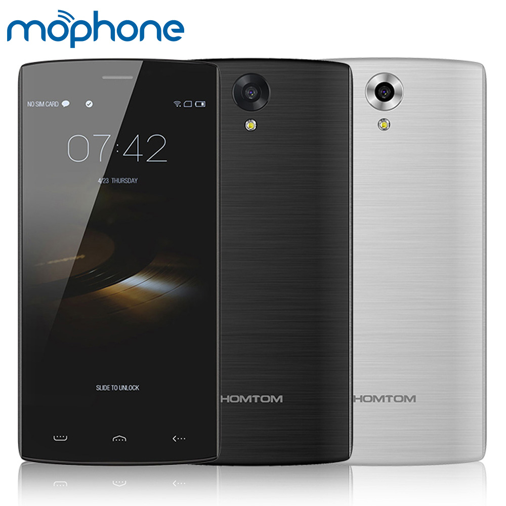 "bilder für HOMTOM HT7 PRO 4G 5,5 ""HD 1280*720 Smartphone Android 5.1 Quad core MTK6735 2 GB + 16 GB 13MP 3000 mAh Dual-SIM-Handy telefon"