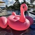 Venda Recém Hot Swan bonito Flamingo Inflável Float Piscina Verão Anéis de natação Assento Barco Adulto Brinquedos Piscina de Água com Bomba 63776