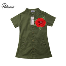 6a32b4b75454c High Quality Green Baby Dress Promotion-Shop for High Quality ...