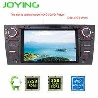 Joying Android 4 4 Head Unit Fit BMW E90 E93 1Din Car Radio GPS TV 3G