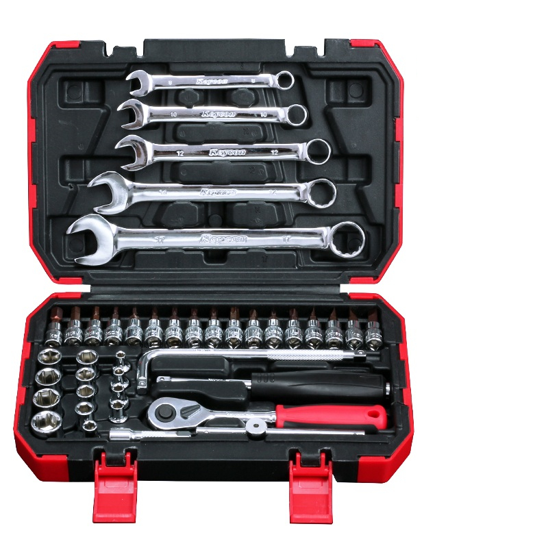 Socket wrench set ratchet car maintenance hardware tool box xkai 14pcs 6 19mm ratchet spanner combination wrench a set of keys ratchet skate tool ratchet handle chrome vanadium