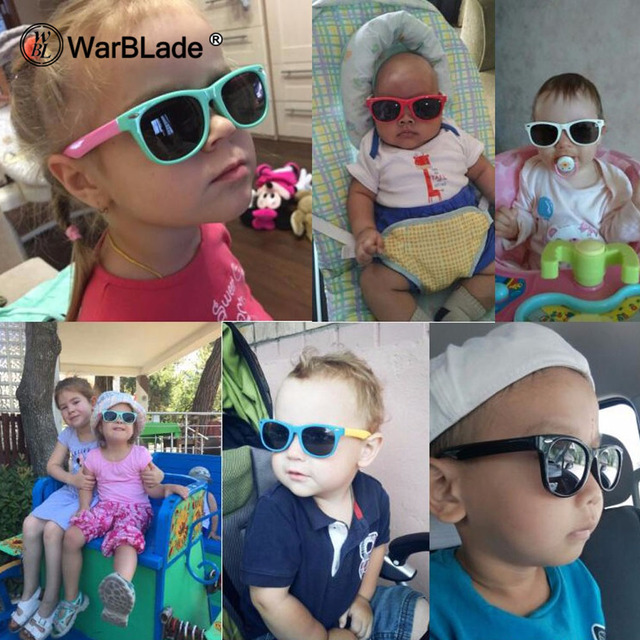 WarBLade Polarized Kids Sunglasses  1