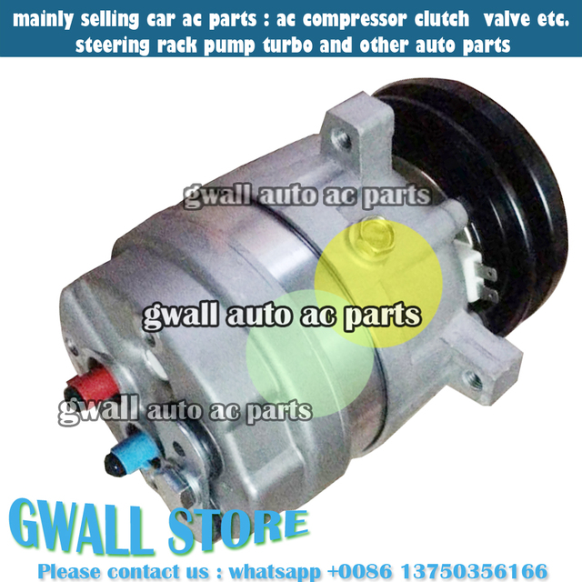 FOR CAR DAEWOO AC COMPRESSOR WITH CLUTCH 1GROOVE 12V AIR CONDITIONER