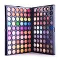 Полный 120 Цвет Палитры Теней Профессиональный Макияж Палитра Теней для Век макияж Тени Косметика V1007A как подарок бесплатную доставку