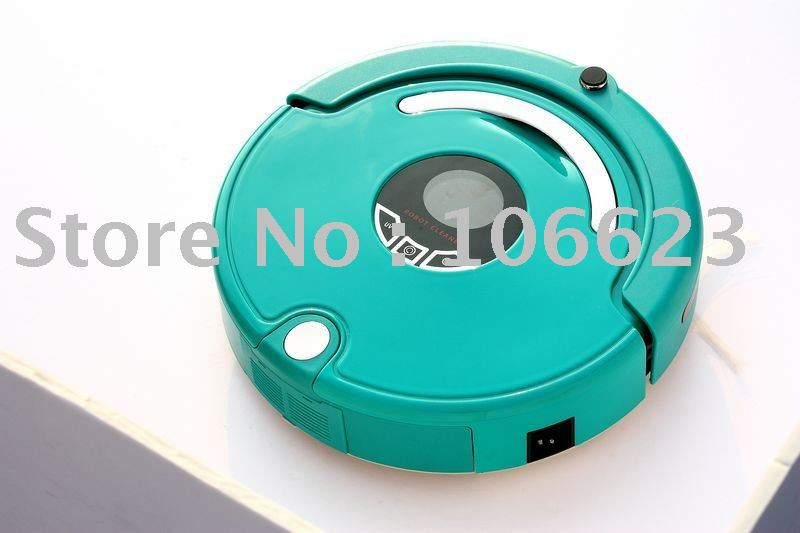 Wholesale Freeshipping KL212 High Quality Cheap Automatic Sweep Household Cleaner Robot Vacuum Virtual Wall Charging Stat