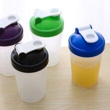 1 PC 400 ml Useful Shake Gym Protein Shake Mixer Beverage My Sport Camping Shaker Bottle Water Bottles