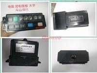Automotive airconditioning panel voor Daewoo Doosan  airconditioning controller panel schakelaar voor Daewoo Doosan