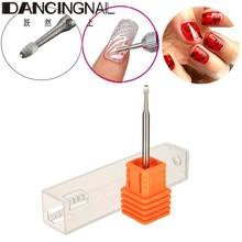 Nail Drill Bit Professional Electric Drill Nail Art Salon Remove Cuticle Clean Tools For Manicure Pedicure Machine