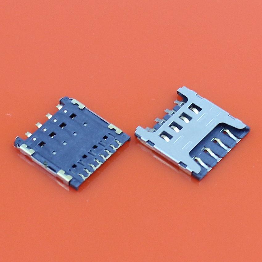 Jing Cheng Da 14.5*13.5mm Sim Card Reader Holder Slot Tray connector port For Huawei Y625 Y625-U32 Honor 3C HOL t00 U00 T10 U10