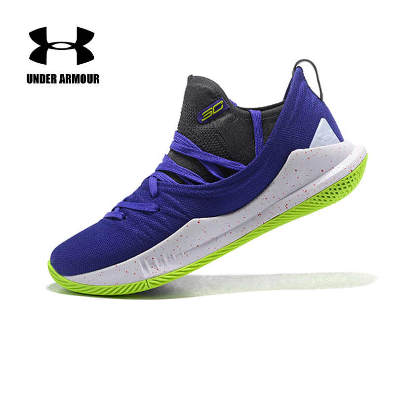 cf1970776aa9 ... Under Armour Men Curry 5 Basketball Shoes stephen curry shoes  Zapatillas hombre Deportiva Men Outdoor Cushioning